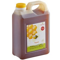 Bossen 74 fl. oz. (6.6 lb.) Honey Flavored Syrup