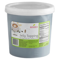 Bossen 7.28 lb. Coffee Jelly Topping - 4/Case