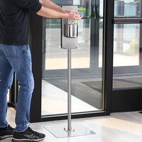 Steril-Sil SAN-132 Universal Hand Sanitizer Floor Stand
