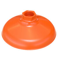 Guardian Equipment AP450-032ORG Orange Plastic Shower Head for Emergency Showers