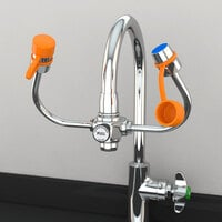 Guardian Equipment G1101 EyeSafe-X Faucet Mounted Eyewash Station