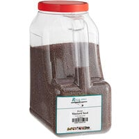 Regal Brown Mustard Seed - 6 lb.