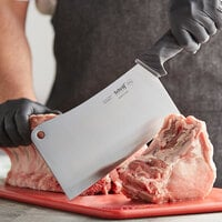 Schraf™ 9 inch Cleaver with TPRgrip Handle