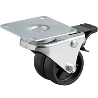Galaxy CSTRGRIB Caster with Brake for GRI20 Series