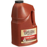Cattlemen's 1 Gallon Kickin' Korean Barbecue Sauce - 2/Case