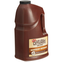 Cattlemen's 1 Gallon Kentucky Bourbon Barbecue Sauce - 2/Case