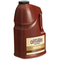 Cattlemen's 1 Gallon Chipotle Barbecue Sauce - 2/Case