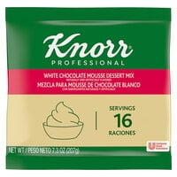 Knorr 7.31 oz. White Chocolate Mousse Mix