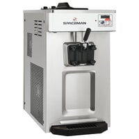 Spaceman 6236-C Soft Serve Countertop Ice Cream Machine with 1 Hopper - 208-230V