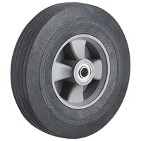 Lavex Industrial 10 inch x 2 1/2 inch Plastic Hub Wheel for Tilt Trucks