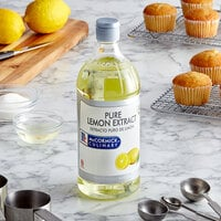 McCormick 32 oz. Pure Lemon Extract