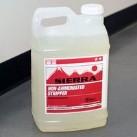 2.5 gallon / 320 oz. Sierra by Noble Chemical Non-Ammoniated Floor Stripper
