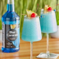 Regal Cocktail 1 Liter Blue Curacao Syrup