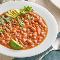 Furmano's #10 Can Seasoned Pinto Beans (Borracho Style)