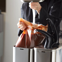 Red Gold 1.5 Gallon Barbecue Sauce Dispenser Pouches - 2/Case
