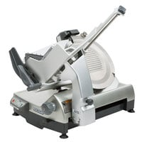 Hobart HS9-1 13 inch Automatic Slicer with Interlocks and Removable Knife - 1/2 hp