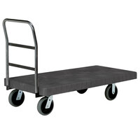 Continental 5865 24 inch x 48 inch Platform Truck - 1200 lb. Capacity