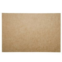 Bagcraft Papercon 030010 EcoCraft Bake 'N' Reuse 16 inch x 24 inch Full Size Parchment Paper Pan Liner - 1000/Case