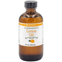 LorAnn Oils 4 oz. All-Natural Lemon Super Strength Flavor