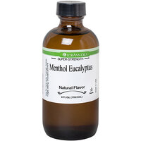 LorAnn Oils 4 oz. All-Natural Menthol-Eucalyptus Super Strength Flavor