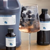 LorAnn Oils 1 Gallon All-Natural Blueberry Super Strength Flavor