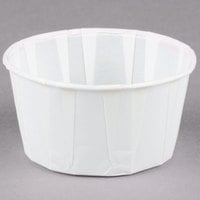 Solo SCC550 5.5 oz. Paper Souffle / Portion Cup - 250/Pack