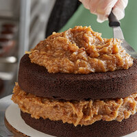 Rich's Allen 18 lb. German Chocolate Cake Icing
