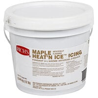Rich's Allen 12 lb. Maple Heat 'n Ice Donut & Roll Icing