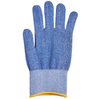 Mercer Culinary M33416BLXS Millennia® Blue A4 Level Cut-Resistant Glove - Extra Small