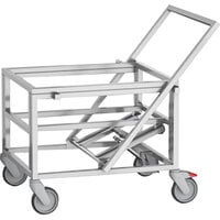 Rational VarioMobil Full and Half Size Pan Transport for iVario L and XL Tilt Skillets