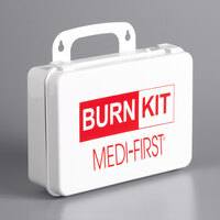 Medique 89611 Deluxe Plastic Burn Kit