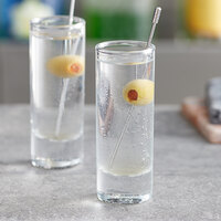 Pasabahce 41050-048 Side-Heavy Sham 2 oz. Cordial Glass - 48/Case