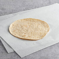 Father Sam's Bakery 8-Count 8 inch Low Carb Wheat Tortilla - 18/Case