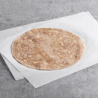 Father Sam's Bakery 12-Count 10 inch Brown Sugar Maple Tortilla - 12/Case