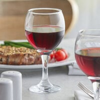 Acopa 9 oz. All-Purpose Wine Glass - 12/Case