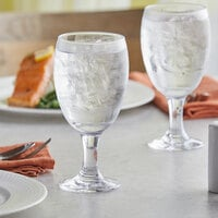 Acopa 16 oz. Glass Goblet - 12/Case