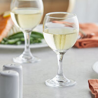 Acopa 8 oz. All-Purpose Wine Glass - 12/Case