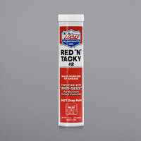 Lucas Oil 10005 14 oz. Red N Tacky Grease Cartridge - 30/Case