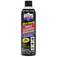 Lucas Oil 11115 16 oz. Multi-Purpose Parts Cleaner and Degreaser - 12/Case