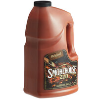 Smokehouse 220 1 Gallon Original Barbecue Sauce - 4/Case