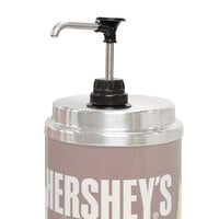 Server 88548 HERSHEY'S® 1 oz. Classic Syrup Dispenser Replacement Pump