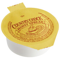 Country Crock 10 Gram Honey Spread Portion Cup - 432/Case