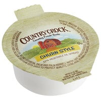 Country Crock 10 Gram Churn Style Spread Portion Cup - 432/Case
