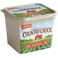 Country Crock 5 lb. Original Spread Tub   - 6/Case