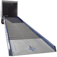 Bluff Manufacturing 20SYS8436L SYS Series 84 inch x 36' Steel Yard Ramp - 20,000 lb. Capacity