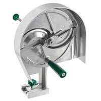 Garde ROTOSLICE 1/8 inch to 1/2 inch Adjustable Fruit / Vegetable Rotary Slicer
