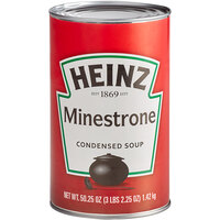 Heinz #5 Can Minestrone Soup   - 12/Case