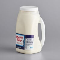 Kraft 1 Gallon Miracle Whip Dressing - 4/Case