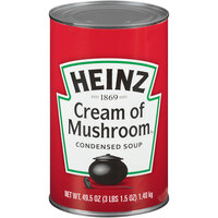 Heinz #5 Can Cream of Mushroom Soup   - 12/Case