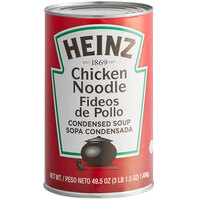 Heinz #5 Can Chicken Noodle Soup   - 12/Case